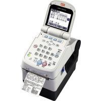 メーカーマックス商品名ラベルプリンタLP-70S仕様サイズ:W149xD217xH226(LCDオー...