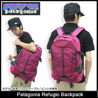 パタゴニア Patagonia レフュジオ バックパック(patagonia Refugio Backpack バッグ リュック メンズ 男性用 47910)