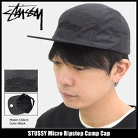 ステューシー STUSSY キャップ 帽子 Micro Ripstop Camp Cap(キャンプキャップ メンズ・男性用 132867)