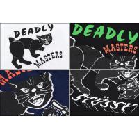 ステューシー STUSSY Tシャツ メンズ Deadly Masters 1903783