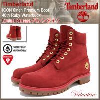 Timberland(ティンバーランド)のアイコン「6インチプレミアムブーツ」より、国内のティンバー...