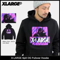 X-LARGE(エクストララージ)2017Holidayより冬の新作パーカーが待望のリリース!  フ...