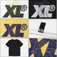 エクストララージ X-LARGE Tシャツ 半袖 メンズ ツリー トップ(Tree Top S/S Tee 90s Summer Jam カットソー トップス M17Z1105)