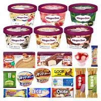 バラエティボックス アイスクリーム 12個の詰め合わせ セット(ハーゲンダッツ  ミニカップ 2個入り) 送料無料 ギフト FB-13