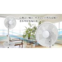 シンプルで、使いやすい。 自然の優しい風でお部屋が快適空間へ。  消費電力 32W/37W(50Hz...