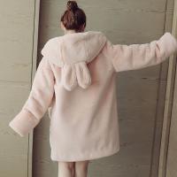 セット内容:コート 素材:綿など カラー:ピンク サイズ表  XS/肩幅58 バスト116 袖丈54...