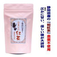 紅茶 「静岡川根産 杉谷さんの紅茶リーフ」 茶葉タイプ 70g×1袋 国産 静岡産 農薬不使用
