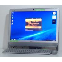 Windows7認証 かっこいい一体型 SONY VAIO VGC-JS52JB Pentium D...
