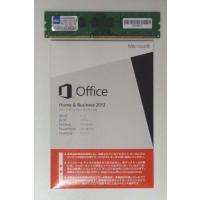 開封 Microsoft Office 2013 Home&Business DSP版+パー...