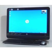 Windows7認証 かっこいい一体型 HP All-in-One 200-5130JP Penti...