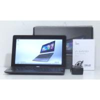 Windows8.1 綺麗 ASUS TransBook T100TA-GRAY-S タッチパネル ...