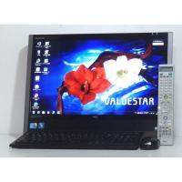 Windows7 フル装備 超豪華 お洒落な一体型 NEC PC-VN790BS 20インチワイド液...