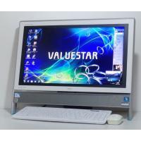 Windows7 フル装備 超豪華 お洒落な一体型 NEC PC-PCVN370DS3EW 20イン...