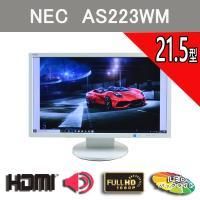 NEC  EA221W  モニタサイズ  22 インチ  モニタタイプ  ワイド  パネル種類 TN...
