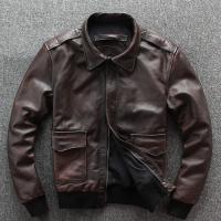 ★鉄板のライダース型のオシャレなレザージャケット登場しました♪柔らかな本皮が着心地良いオシャレな羽織...