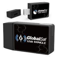 ND-105Cは感度GPS(MTK GPS)、マイクロUSBインターフェース、低消費電力で小型軽量の...