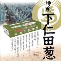 【12/1より出荷開始】下仁田町認定・下仁田葱の会の緑の箱で出荷いたします。※ご注文2〜4日後の出荷...