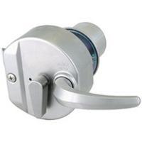 MIWA HPD錠 外開き 左右兼用  公団等で使われる室内側がレバー、室外側が握玉のタイプです。 ...