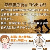 29年産 京都府丹後 コシヒカリ(特別栽培米) 5kg(白米)送料無料|igaho-ya|03