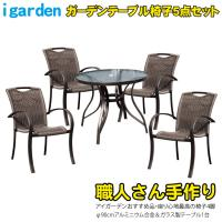 商品寸法(単位mm):組立式テーブルφ900×高さ700。椅子:幅650×奥行700×高900.材質...