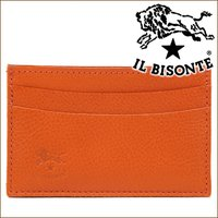 イルビゾンテ IL BISONTE パスケース カードケース  製品に対するこだわりと丁寧な仕事が支...