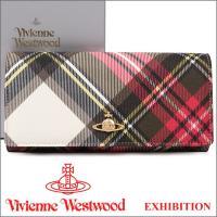 ヴィヴィアンウエストウッド フラップ長財布  ヴィヴィアンウエストウッドの中で一番人気のエキシビジョ...