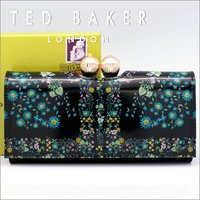 宝石のようなゴールドの留め金が人気のテッドベーカー。イギリス発のブランドです。花や鳥が得意なテッドベ...