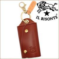 イルビゾンテ キーケース IL BISONTE キーホルダー  製品に対するこだわりと丁寧な仕事が支...