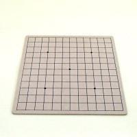 MDF材13路碁盤(裏9路盤)両用盤