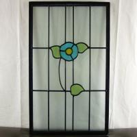 ◇ステンドグラス500x300mmデザインパネル材料雑貨窓ドア壁美しいステンドガラスsgsm302◇...
