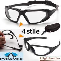 商品名:High Lander/ハイランダーゴーグル メーカー:Pyramex/ピラメックス レンズ...