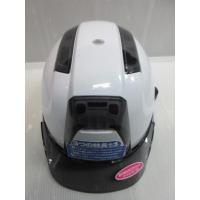 トーヨー TOYOSAFETY 超高性能 ヘルメット No.390F-OTSS白新品になります。  ...