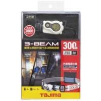 Tajima ホワイト LE-E301-W タジマツール ペタLEDヘッドライトE301