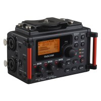 ■DSLRでの動画撮影を高音質に。 ミキサー統合型業務用DSLR用リニアPCMレコーダー。   『D...