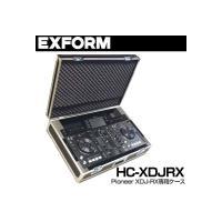 Pioneer XDJ-RXを収納できる専用ハードケースです。安全に持ち運びするのに便利です。  ●...