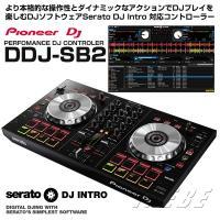 DDJ-SB2 は、DDJ-SB で好評のPERFORMANCE PADS、BIG JOGに加えて、...