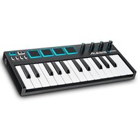 V Miniは、持ち運びに便利で場所を取らず、音楽制作にもパフォーマンスにも、機能や性能に妥協しない...