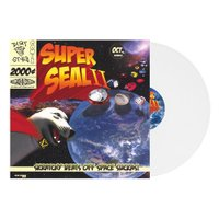 """限定プレスのホワイト盤  大定番バトルブレイクス""""SUPER SEAL BREAKS""""がパワーアップ..."""