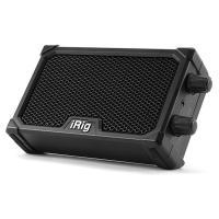 iRig Nano Ampは、バッテリ駆動の超小型マイクロ・ギター・アンプです。ヘッドフォン出力端子...