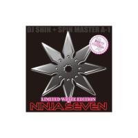 """DJ $HINとSPIN MASTER A-1とのスプリットによる7""""バトルブレイクス「INJA S..."""