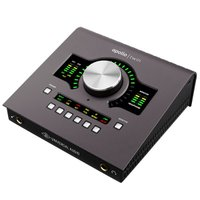 APOLLOラックシリーズと同等のAD/DAコンバーターを搭載し、より高品位なレコーディングを可能に...