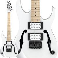 """遊び心満載の """"トイ・ギター""""Ibanez miKro(マイクロ)シリーズ、PGMM31  Mr.B..."""