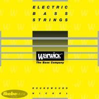 【Yellow Label】 ニッケルメッキ、ハンドワイアードのラウンドワウンド弦です。スムーズな表...