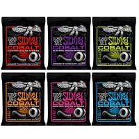 アーニーボール独自の製法により誕生した、コバルト・スリンキー・ストリングスが登場!世界で初めてアーニ...