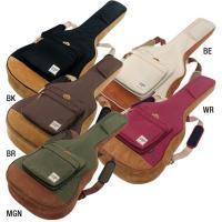 楽器を持ち運ぶバッグにも、遊び心が欲しい。いつでも同じような、誰とでも同じような黒いバッグじゃ、物足...