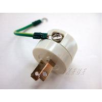 明工社 ME2900  (電源ケーブル3芯→2芯変換プラグ)