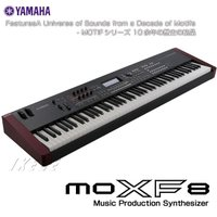 ■MOTIFシリーズ 10余年の歴史の結晶:音楽制作のためのシンセサイザー  2001年のMOTIF...