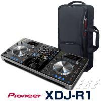 多様なメディアや音楽フォーマットを使ってDJプレイを楽しめるPioneer XDJ-R1のDJシステ...