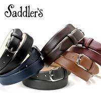 Saddler's サドラーズ Saddler's/ サフィアーノレザーベルト「EG05」(6 colors)