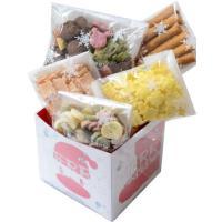 駒沢で人気の「kuma kitchen」。 5種のおやつが入った贅沢なXmas Treats BOX...